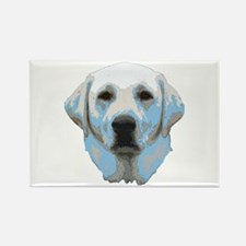 Lab Portrait Rectangle Magnet (100 pack)