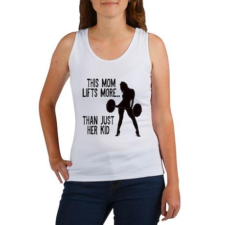 One kid Mom Women's Tank Top