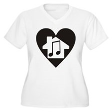 Unique House music T-Shirt
