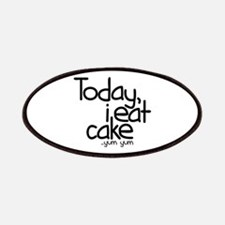 Today I Eat Cake Patches