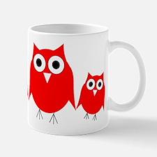 Funny Three owls Mug
