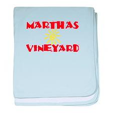 MARTHAS VINEYARD baby blanket