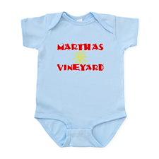 MARTHAS VINEYARD Infant Bodysuit