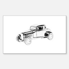 Ford Coupe 1932 Decal