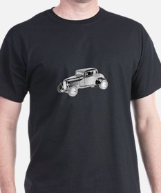 Ford Coupe 1932 -colored T-Shirt