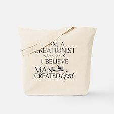 I Am A Creationist Tote Bag