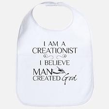 I Am A Creationist Bib
