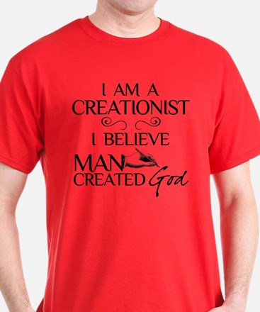 I Am A Creationist T-Shirt