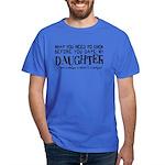 Shotgun, Shovel & Backyard Dark T-Shirt