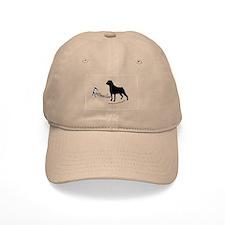 Rottweiler (Shadow) Baseball Cap
