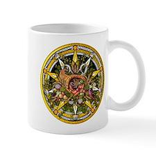 Mabon Pentacle Mug