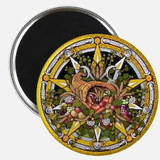 Mabon Pentacle Magnet