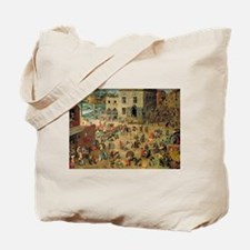Unique Bruegel Tote Bag