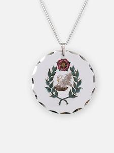 Unique Laurel Necklace
