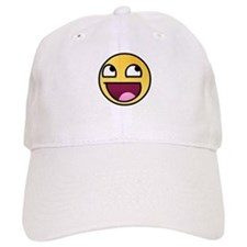 Awesome Smiley Baseball Cap