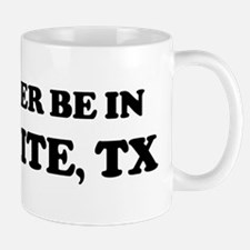 Rather be in Mesquite Mug