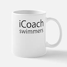 icoach swimmers Mug