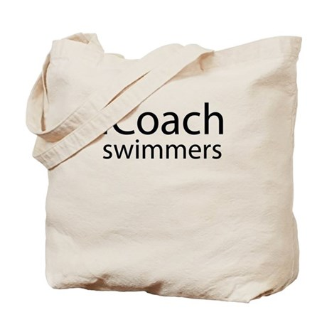 icoach swimmers Tote Bag