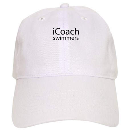 icoach swimmers Cap