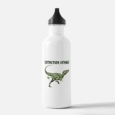 EXTINCTION STINKS! Water Bottle