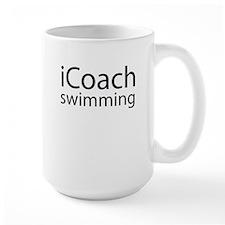 iCoach swimming Mug