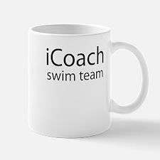 iCoach swim team Mug