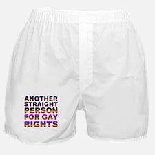 Pro Gay Rights Boxer Shorts