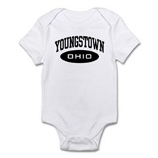 Youngstown Ohio Infant Bodysuit