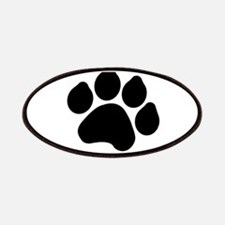 Paw Print Patches