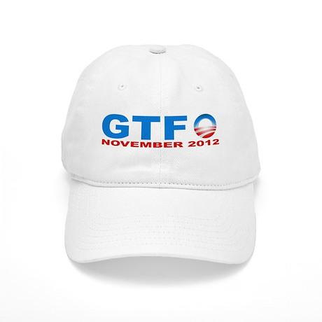 Anti Obama 2012 Cap