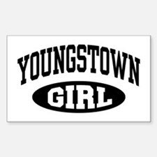 Youngstown Girl Decal