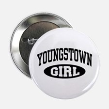 """Youngstown Girl 2.25"""" Button"""