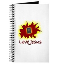 Love Jesus Journal