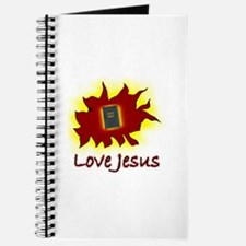 Love Jesus Journal