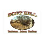 Boot Hill 38.5 x 24.5 Wall Peel
