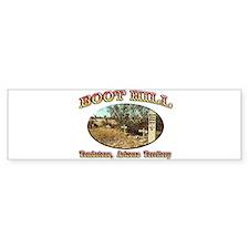 Boot Hill Bumper Sticker