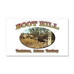 Boot Hill Car Magnet 20 x 12