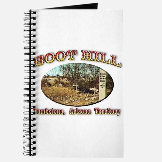Boot Hill Journal