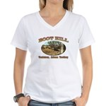 Boot Hill Women's V-Neck T-Shirt