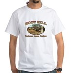 Boot Hill White T-Shirt