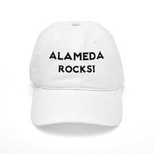 Alameda Rocks! Baseball Cap