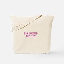 Big Boobed Boy Toy Tote Bag