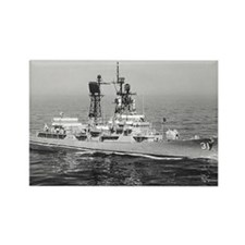 USS DECATUR Rectangle Magnet