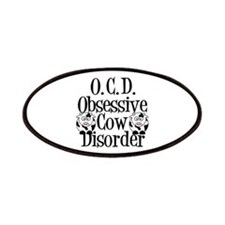 Obsessive Cow Disorder Patches