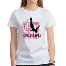 Flip Out Cheerleader Tee