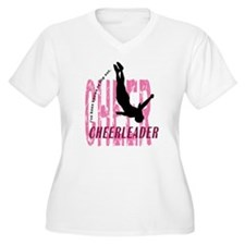 Flip Out Cheerleader T-Shirt