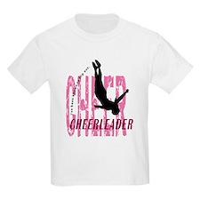 Flip Out Cheerleader T-Shirt