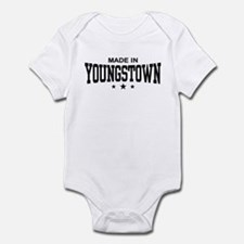 Made In Youngstown Infant Bodysuit