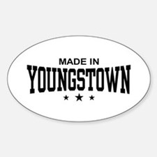 Made In Youngstown Decal