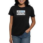 OutServe-SLDN Logo Products Women's Dark T-Shirt